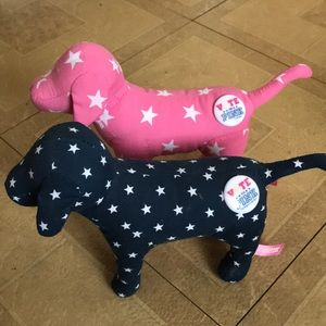 Victoria's Secret PINK Dogs x2 (Limited Edition)